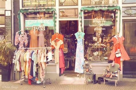 5 of the best vintage stores in amsterdam six two by contiki