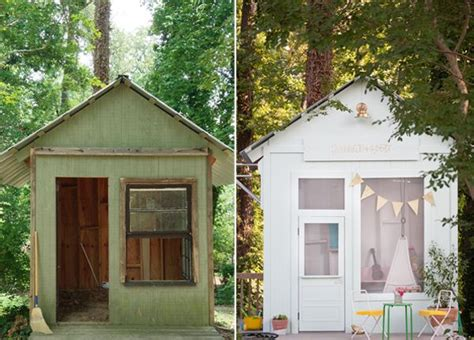 25 best ideas about shed playhouse on