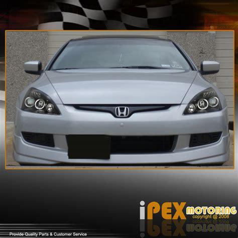 2003 honda accord lights for 03 07 honda accord 2dr coupe 4dr sedan halo projector
