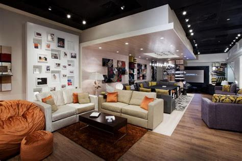 home furnishings store design lovesac the furniture store design texas inspiring