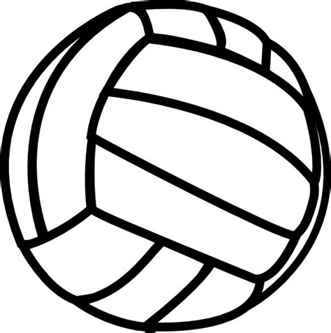 free printable volleyball pictures volleyball clip art at clker com vector clip art online