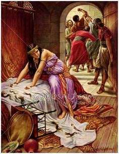 judges 16 19 after putting him to sleep on her lap she 1000 images about archeology and the bible old testament