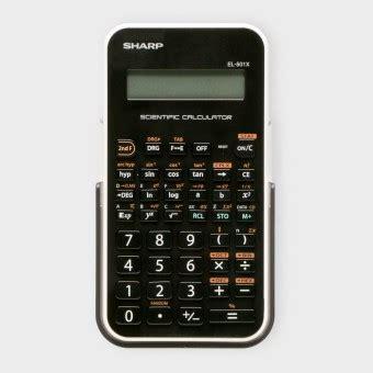 Sharp Calculator El 501x Scientific Kalkulator Kuliah El 501 X sharp el 501x vl scientific calculator lazada ph