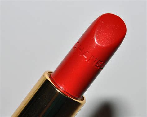Chanel Lipstick Orange the scarlet season chanel audace lipstick