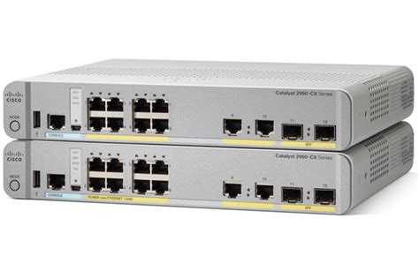 Switch Hub Cisco 2960 cisco catalyst 2960 cx series switches cisco