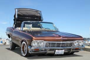 1965 chevrolet impala ss convertible lowrider rides magazine