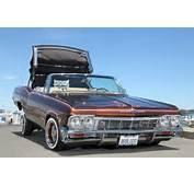 1965 Chevrolet Impala SS Convertible Lowrider  Rides Magazine