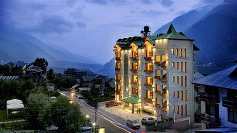summit chandertal regency hotel spa manali manali