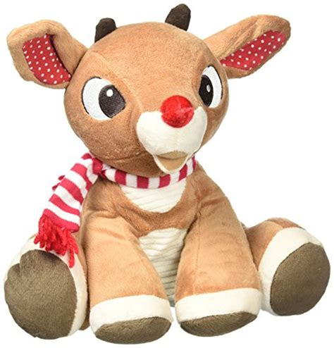 rudolph the red nosed reindeer rudolph 8 quot plush buy