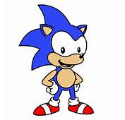 How To Draw Sonicgif