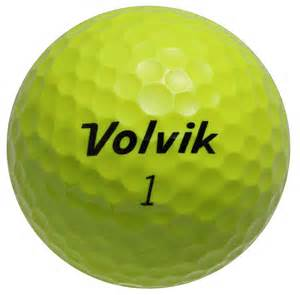colored golf balls time for a colored golf volvik