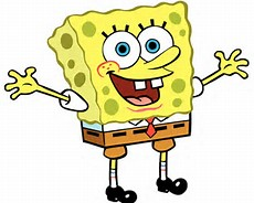 Spongebob SquarePants Sponge