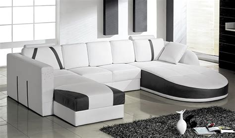 Modern Leather Sofas And Sectionals Medium Size Of Affordable Modern Sectional Sofa