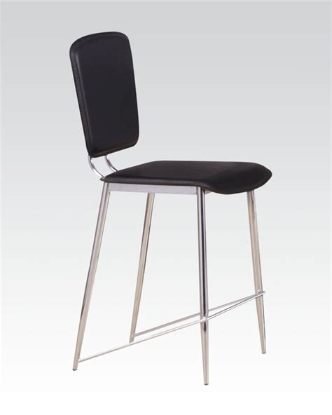 Counter Height Chairs Counter Height Chair Deron By Acme Furniture Ac70938 Set