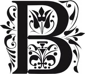 Fancy letter b font styles images amp pictures becuo