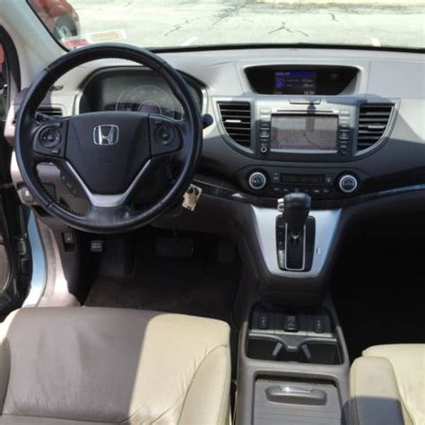 Honda Warranty 2012 by 2012 Honda Crv Awd Ex L With Honda Extended Warranty