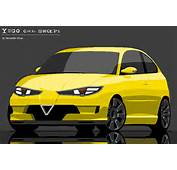 Pixelartbrosedesignde 183 Cars Yugo Csl Concept