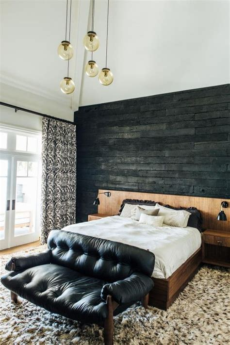 wood accent walls    space cozier digsdigs