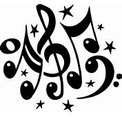 Free Clipart Music Notes 020511&187 Vector Clip Art