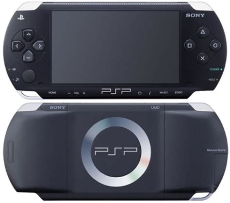 new psp console sony updates its psp console with firmware 6 61