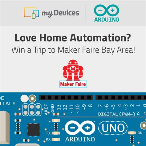 automation at home with arduino and cayenne contest