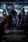 Batman vs Superman Movie Poster Dawn of Justice