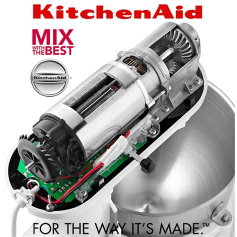 KitchenAid   Stand Mixer 6,9 L Professional   Empire Red   Cook
