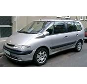 Renault Espace Front 20080222jpg  Wikimedia Commons