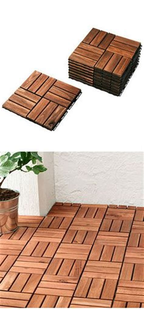 Ikea Timber Floor Tiles by Top 5 Saturday No Fuss Outdoor Flooring For Decks And