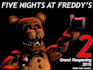Five nights at freddy s 2 demo on scratch five nights at freddy s 2