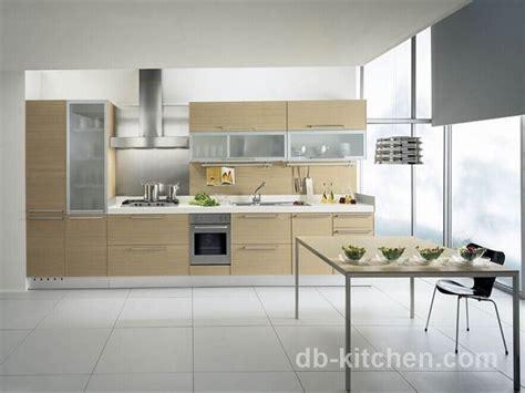 Uv Kitchen Cabinet by High Quality Uv Wood Grain Veneer Kitchen Cabinet High