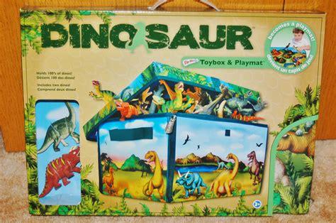 dinosaur box neat oh zipbin dinosaur collector box playset