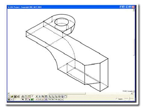 archived nrc develops a sketch based design software national research council canada