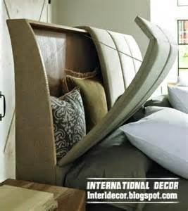 creative storage ideas for small bedrooms creative storage headboard designs and ideas