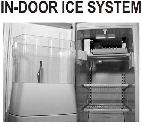 kitchenaid refrigerator ice maker troubleshooting red light whirlpool refrigerator ice maker light not working