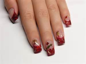 Christmas nail art designs which include all kind of nail art to make