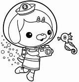 octonauts logo colouring pages