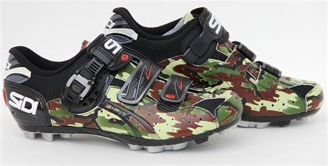 sidi mega mountain bike shoes sidi s mountain mtb cycling shoe dominator fit camo