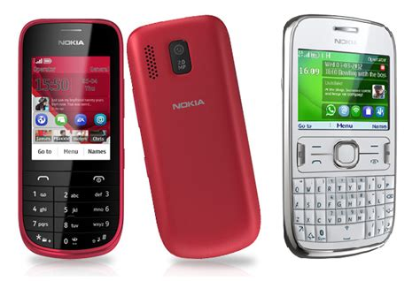 nokia themes for asha 202 nokia announces 202 203 302 asha handsets at the mwc