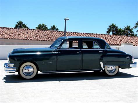 1952 Chrysler Imperial by 1952 Chrysler Imperial Sedan Hemi Firepower V 8 Power