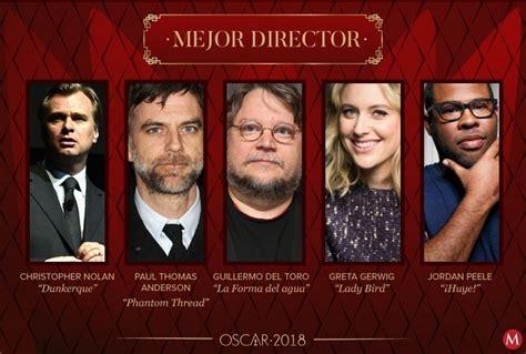 Todos Los Nominados A Los Oscar 2018 Nominados A Los Premios Oscar 2018 Lista