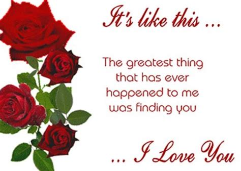 I Love You Sweetheart Quotes by I Love You Quotes For Him Love Quotes Wallpapers