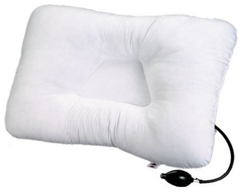 air adjustable pillow neck pillow air pillow contemporary bed pillows by