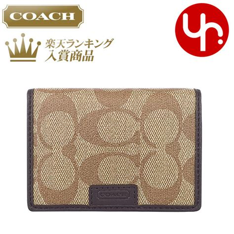 Coach Id Limited Import Collection Rakuten Global Market Coach Coach