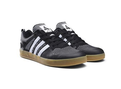 adidas palace adidas x palace pro primeknit black the sole supplier