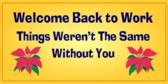 welcome back template personalized welcome back banners esigns