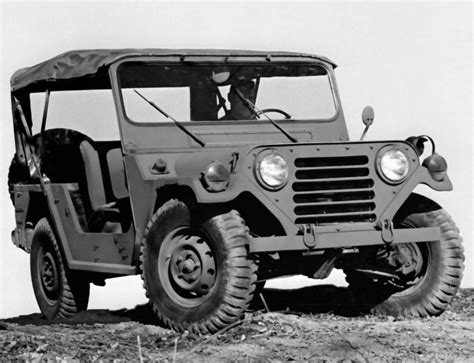 m151 jeep overaxle 4x4 m151 mutt the most comfotable jeep