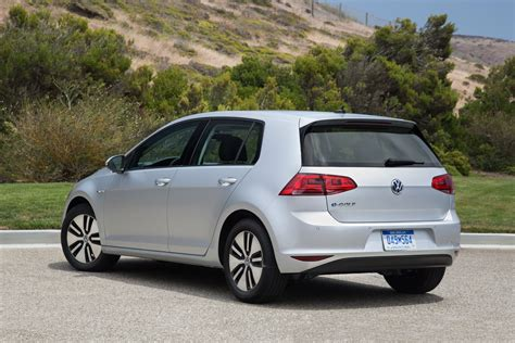 Volkswagen Golf E by Next Generation Volkswagen E Golf To Get 186 Of Real