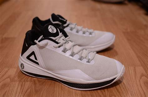 New 2017 18 Peak Tony 9 Iv Basketball Shoes Silver Sepatu đ 225 nh gi 225 peak tony iv sau 3 tuần trải nghiệm bởi dennis40 b 243 ng rổ việt nam