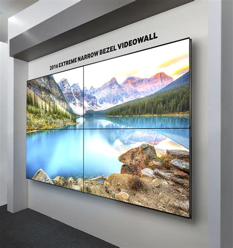 wall displays the future of display samsung to unveil new smart signage